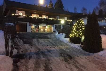 Traveling with children then this is a good choice - Lillehammer - Villa