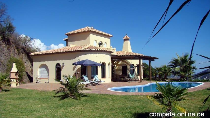 Casa Castillo - traumhafter Blick - Algarrobo