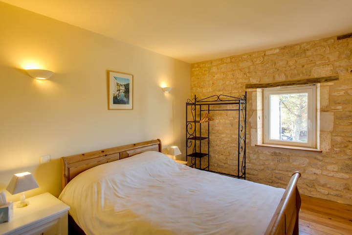 Charente Bed & Breakfast, Double Room.