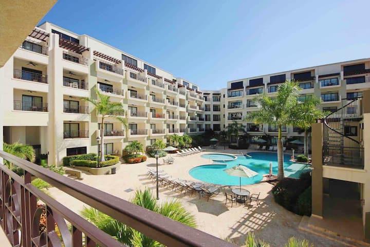 Palm Beach | Lively 1BR + Balcony | The Stop Club