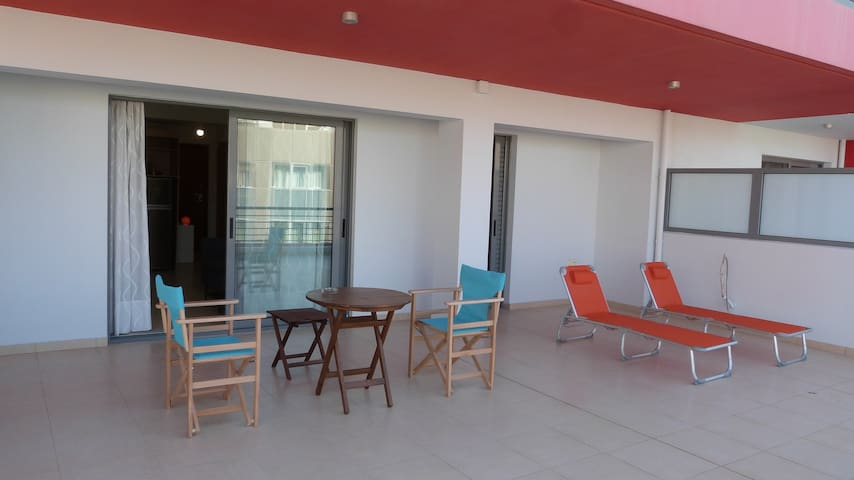 Charming apartment in Rethimno city at Domus Aries