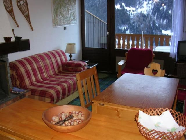 CHAMPAGNY - 6 pers, 55 m2, 3/2