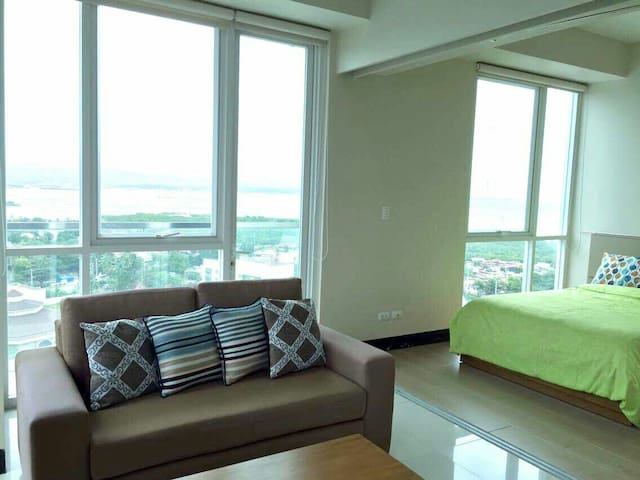 Amazing view New 1 Bedroom  Condo Unit - Cidade de Lapu-Lapu - Apartamento