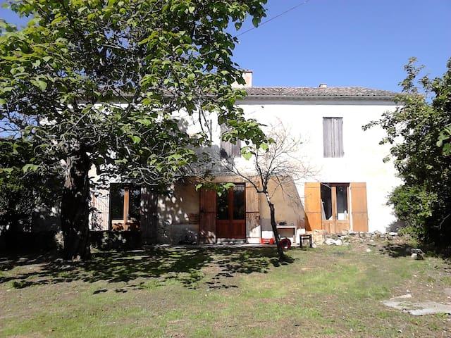 maison à la ferme - Pardaillan - Hus
