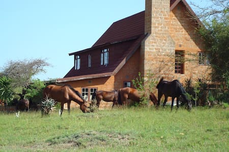 Monica's House on the plains - Athi River