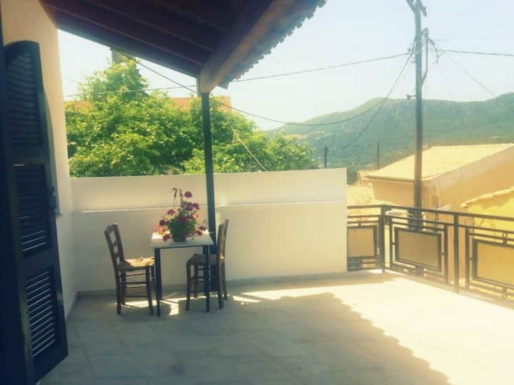 My granny's Maria village home