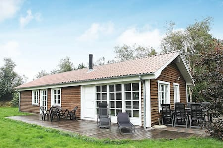Tranquil Holiday Home in Fjerritslev Jutland with Terrace