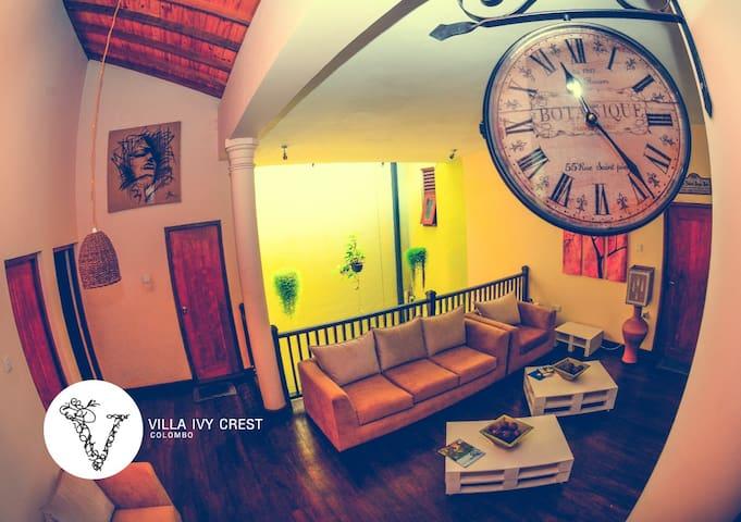 Modern Rustic Home*Colombo*