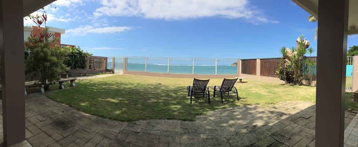 Private Beach House