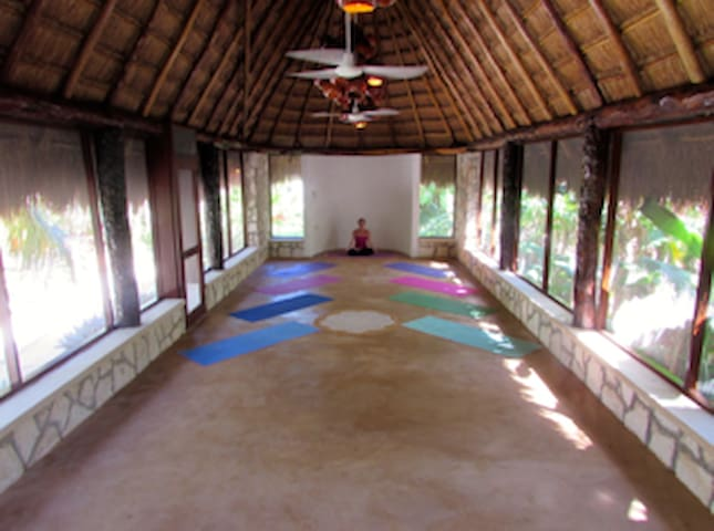 THE PERFECT YOGA RETREATS AT TULUM / GROUPS ONLY! - Punta Maroma - Loft