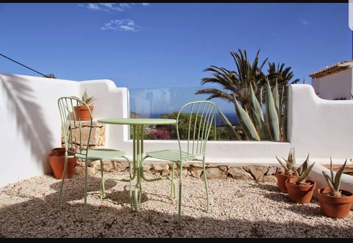 Moraira beach house