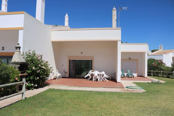 villa in private condominium