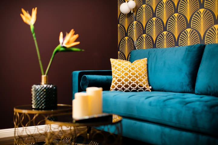 Super stylish designer flat in Berlin´s best place
