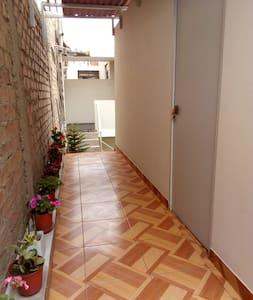 Alojamiento de una habitación privada en Huacho