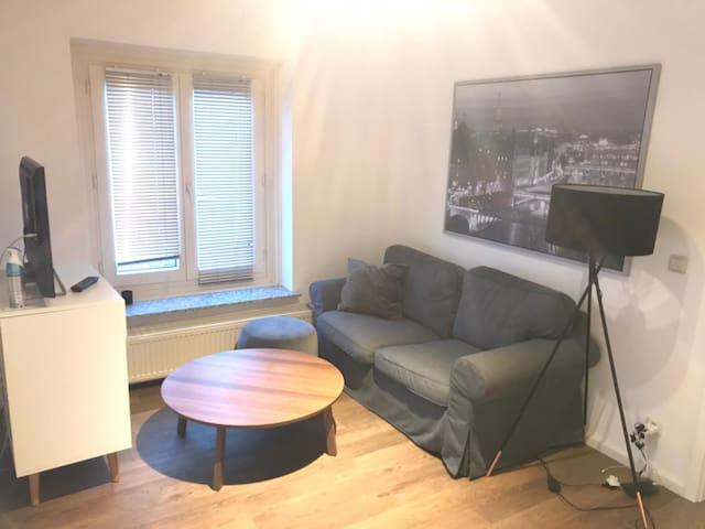 2 Zimmer-Appartement, schöne Küche, Nordstadtflair