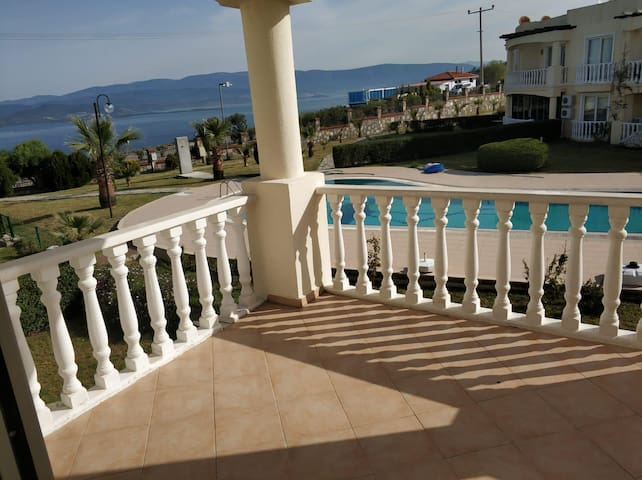 Bodrum,Flamingo Country ClubApt to Daily Rental(L)