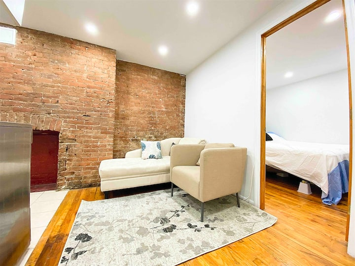 Beautiful East Village Apartment.