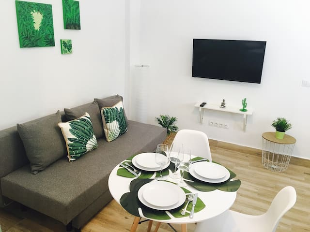 Nice and quiet apartment in Torremolinos