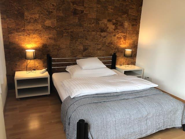 Stadt Zürich- helles und gemütliches Appartement