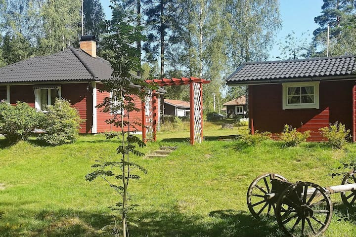 7 person holiday home in SÖDERBÄRKE
