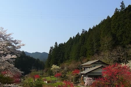A Mountain Retreat - Hannō-shi - Bed & Breakfast