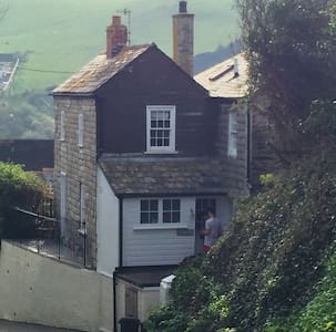 Fisherman's cottage in Port Isaac