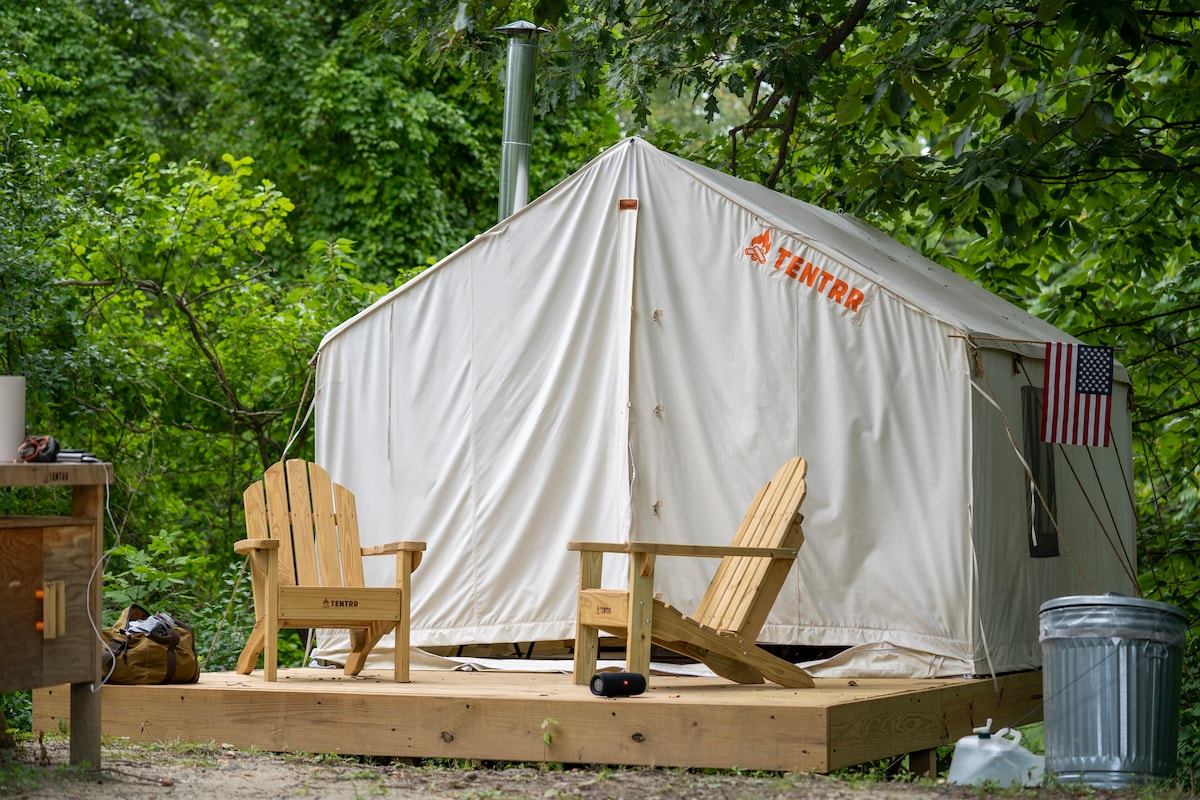 Tentrr Normanton Farms Tents for Rent in Litchfield