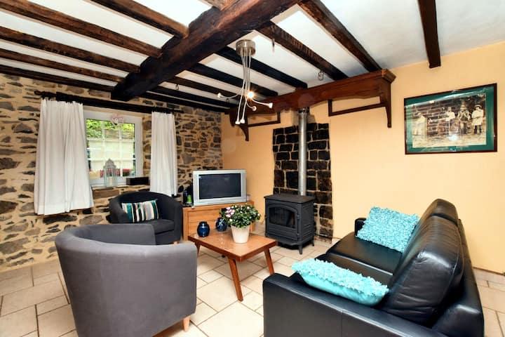 Maison de vacances confortable avec jardin à Durbuy