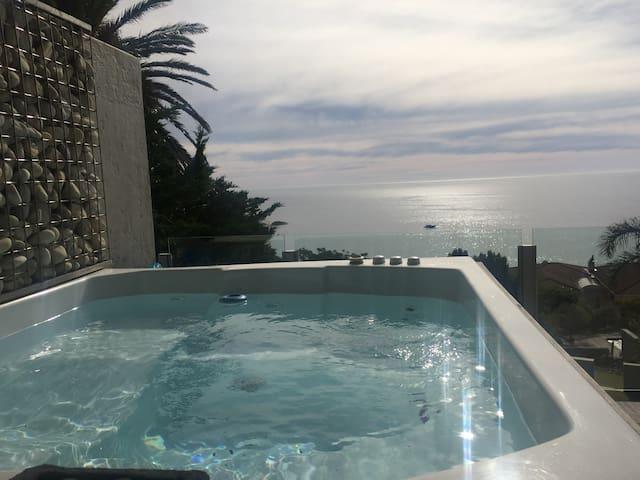 Stunning Ocean View Penthouse