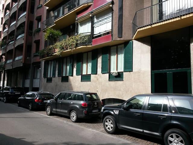 Centro Milano Via Vigoni - Milà - Pis