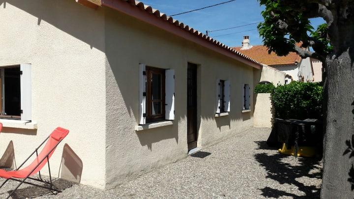 Villa de plain-pied à Valras-Plage