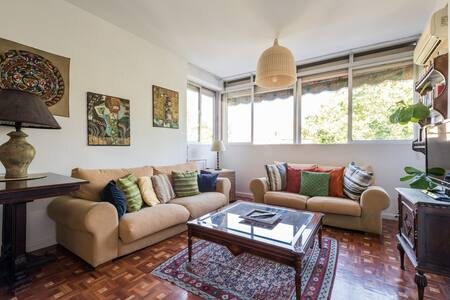 Apartamento zona Aeropuerto Madrid - Madrid - Leilighet