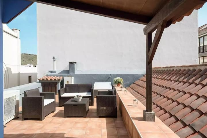 Holiday Home in San Cristóbal de la Laguna with Terrace