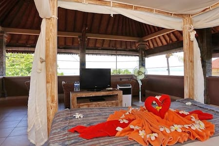 King Suite with amazing ocean view - Nusa Lembongan  - 其它