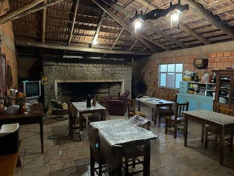 Fazenda do Presente - Hotel rural (Preço casal)