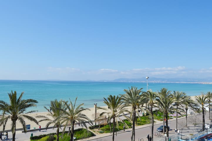 Apartment with spectaculars views - Palma - Appartement
