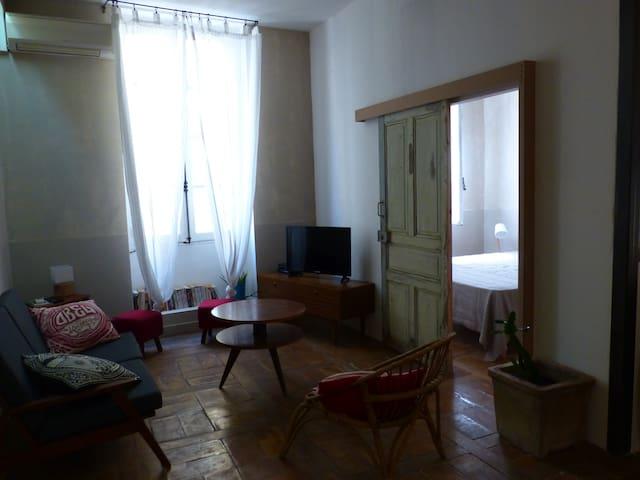 58m2 au coeur du centre historique. - Avignon - Apartamento