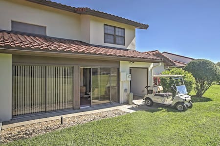 3BR Haines Townhome on 13th Hole w/Golf Cart! - ヘインズシティー - タウンハウス