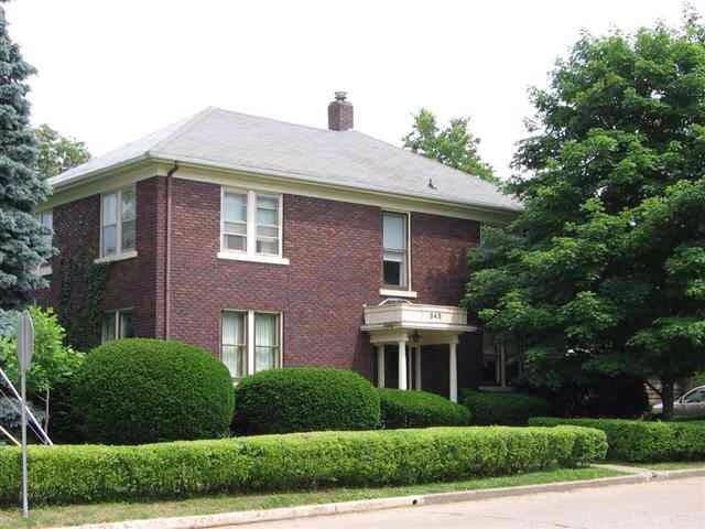 A College House - Macomb - Maison