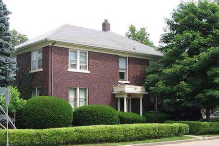 A College House - Macomb