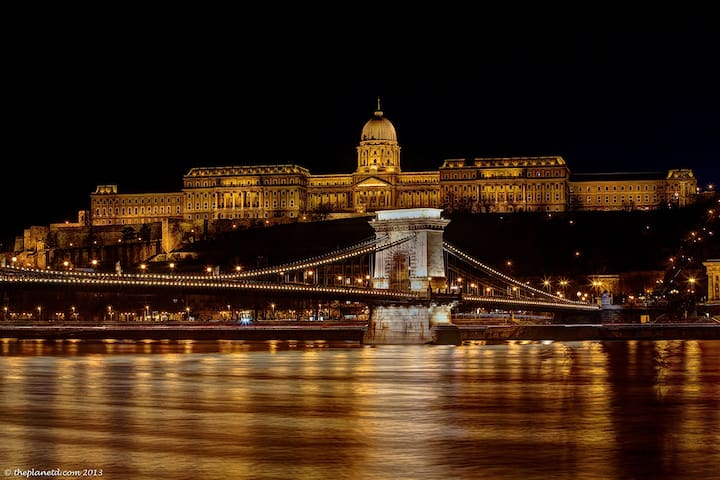 Sweet apartment with balcony, centrally located... - Budapest - Apartment