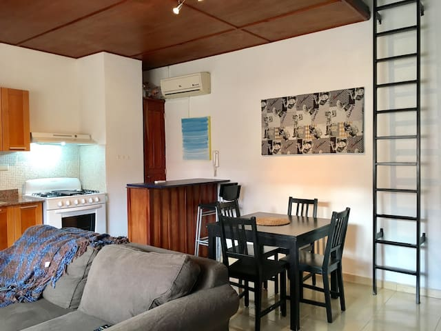 Cozy Fully Equipped Apartment in Gazcue - Santo Domingo - Lägenhet