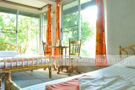 Chestnut Hill Eco Resort - Romgaw Private Room - Hat Yai