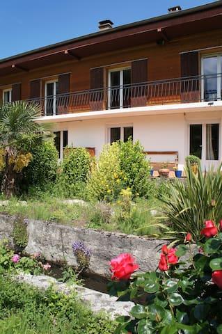 LA VERNIERE- Chambre 2 - Saint-Jean-du-Falga