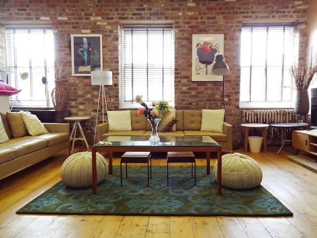 North Laine Loft - Ideal for Brighton Hen Parties