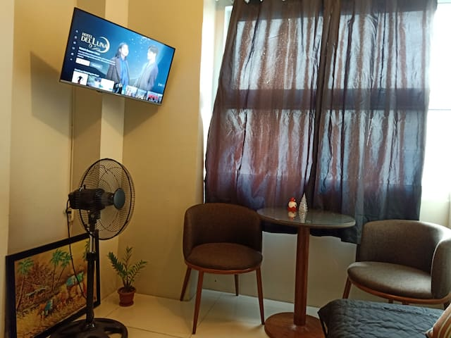1BR Qc NEAR TIMOG AVE.ABSCBN