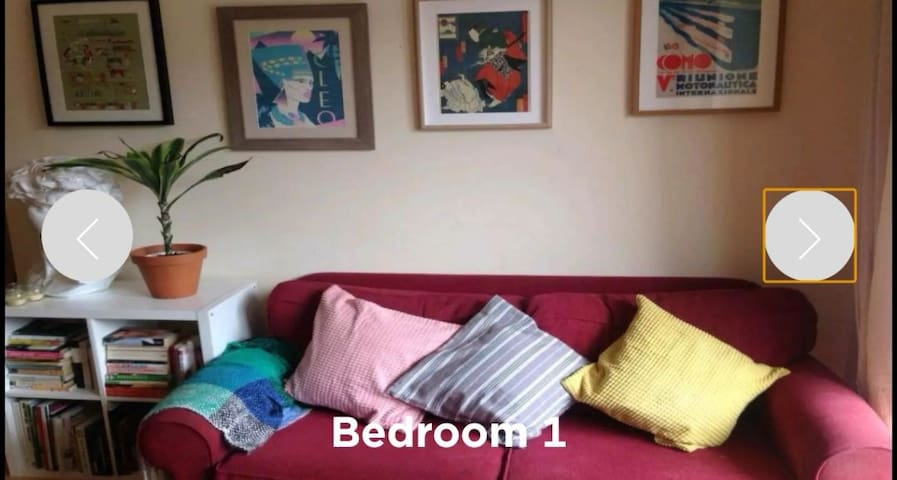 Double Bedroom En-Suite in Grand Canal/Ringsend