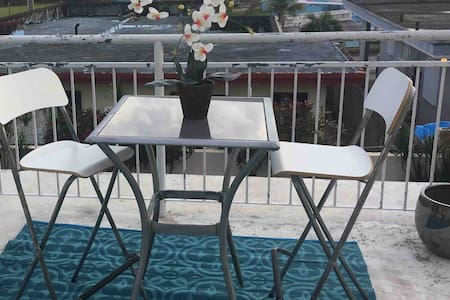 NEAR HILTON!  SPACIOUS SUITE IN TUMON!