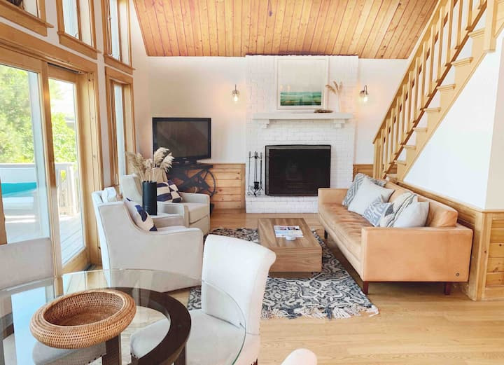 Plum Perch: Professionally Cleaned, Close to Beach