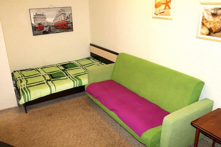Современная квартира на Нагибина